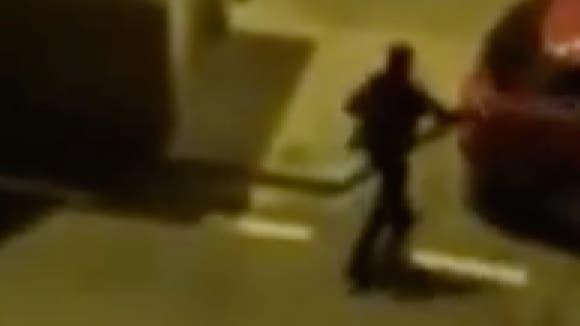 Violento asalto de dominicanos al centro de menas de Hortaleza por venganza