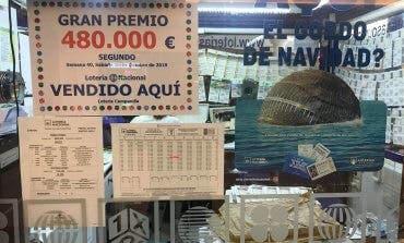 La Lotería Nacional deja 480.000 euros en Torrejón