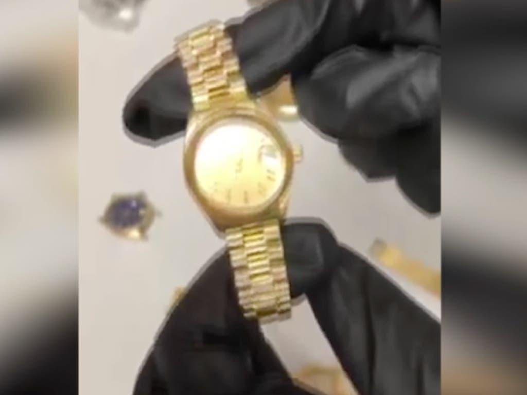 Detenido en Madrid un relojero por quedarse con 32 relojes valorados en 100.000 euros