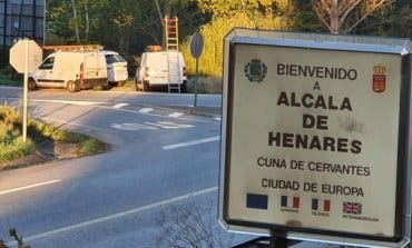 Nuevo robo de cable de Movistar en el río Henares
