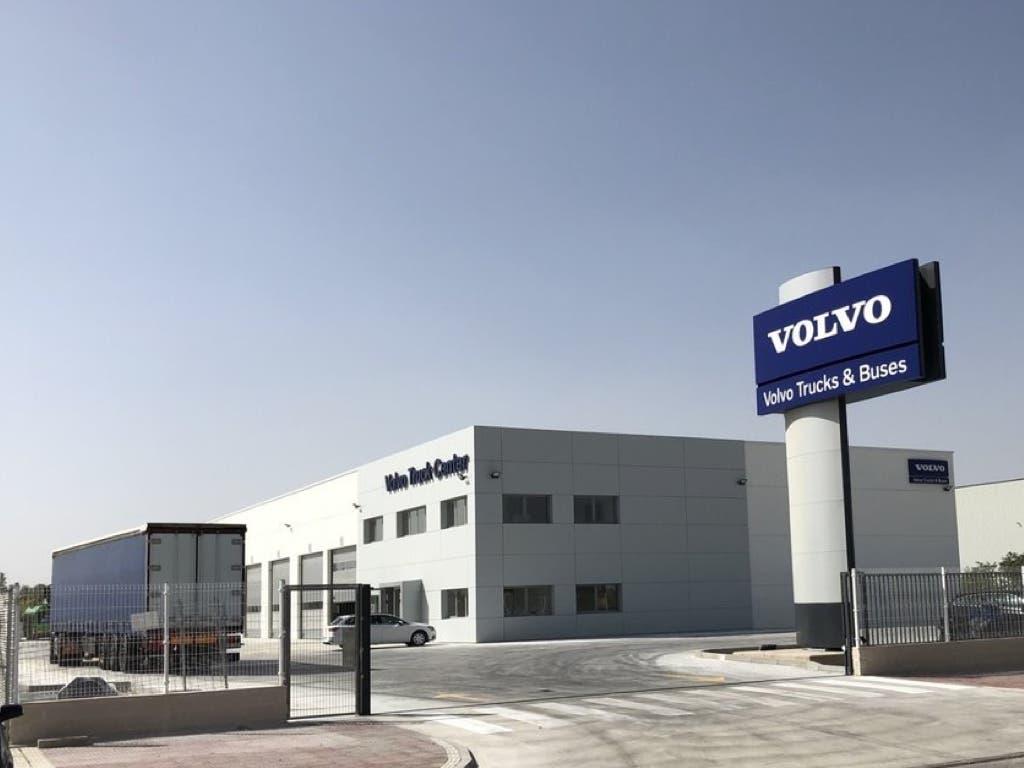 Volvo Truck estrena nuevas instalaciones en Torrejón