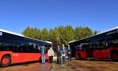 Alcalá de Henares incorpora seis nuevos autobuses híbridos