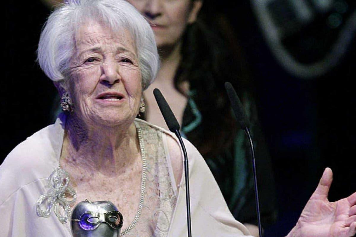Muere en Madrid la actriz Asunción Balaguer, viuda de Paco Rabal
