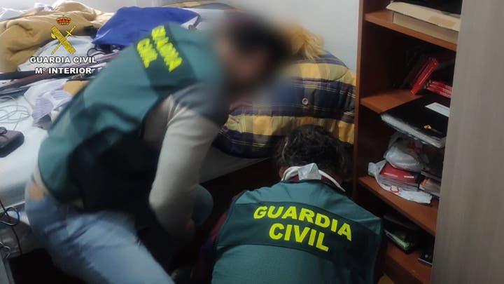 Dos detenidos en Madrid por abusar de menores que conocían por Internet