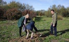 Almeida plantará un árbol por cada niño nacido en Madrid