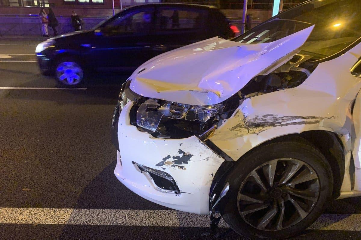 Muere un motorista de 42 años tras sufrir un accidente en Madrid