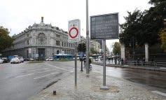 Madrid activa las pantallas de información sobre los parking del centro