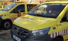 Herida grave una niña de 7 años tras ser atropellada en Pedrezuela