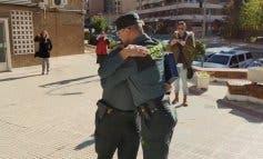 Emotiva despedida a un capitán de la Guardia Civil de Guadalajara que pasa a segunda actividad
