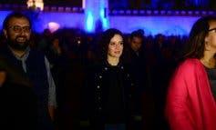 Ayuso visitó Alcalá de Henares en el inicio de la campaña electoral
