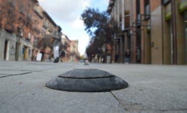 Alcalá de Henares retirará los champiñones de la calle Libreros