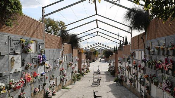Coslada invertirá446.000 euros en ampliar el cementerio municipal