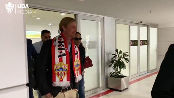 El torrejonero Guti ya es el nuevo entrenador del Almería