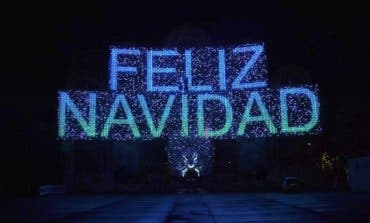 Así fue el estreno de las Mágicas Navidades de Torrejón de Ardoz