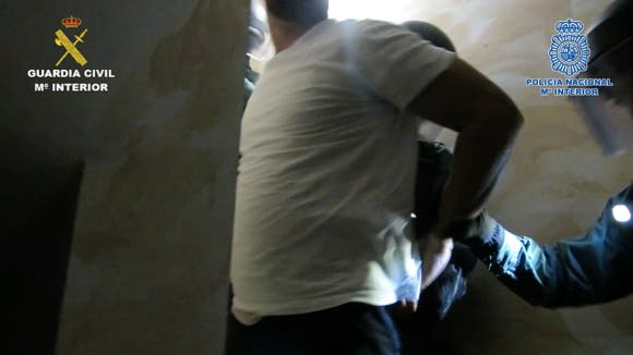 Detenido en Madrid un marroquí que robaba mediante la técnica del mataleón