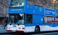 Vuelve Naviluz, el autobús para disfrutar de la iluminación navideña en Madrid