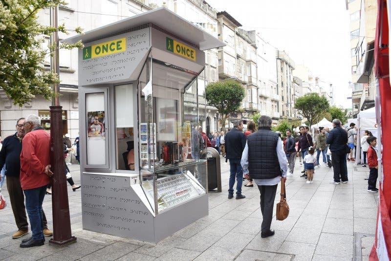 Llevaba 10 días muerto en un quiosco de la ONCE en Madrid