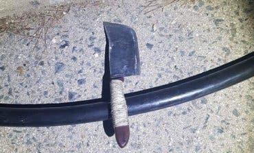 Detenido el presunto responsable del robo de cables en el río Henares