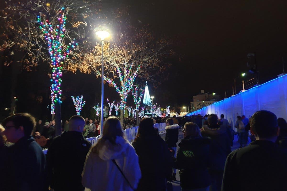 Suspendidas viernes y sábado las Mágicas Navidades de Torrejón por el viento