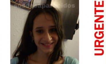 Localizada la menor desaparecida el pasado día 29 en Vallecas