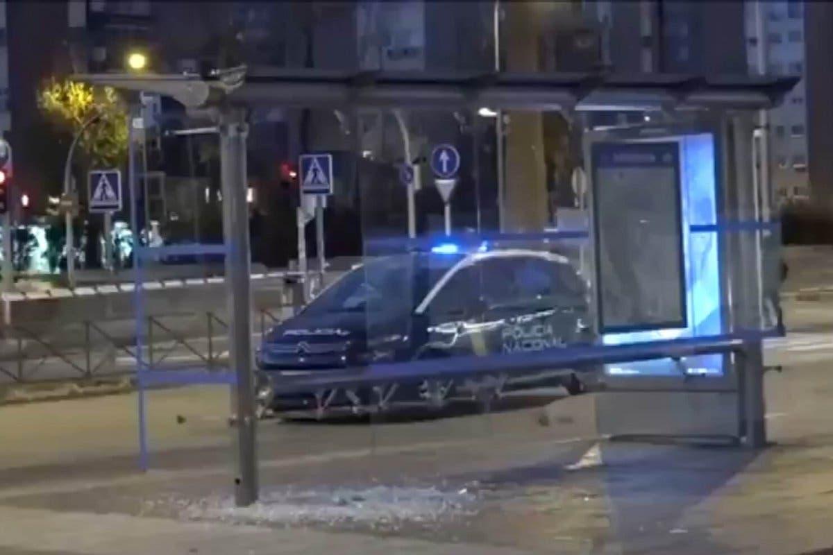 Un tiroteo en plena calle siembra el pánico en Villaverde, Madrid
