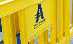 Alcalá de Henares cierra una peligrosa pasarela sobre las vías del tren