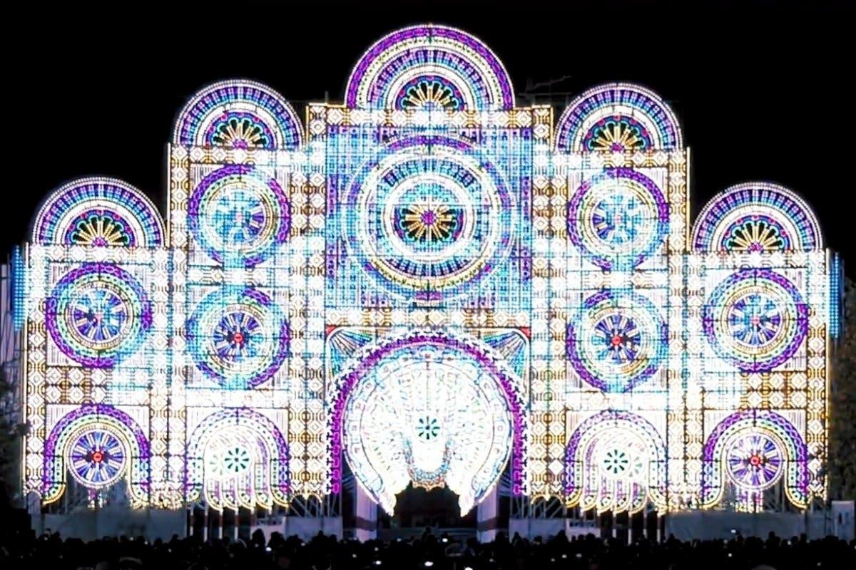 Así es la Puerta Mágica, el gran espectáculo de Torrejón de Ardoz