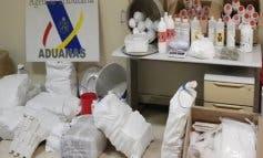 Desmantelado en Vallecas uno de los mayores laboratorios de metanfetamina de España