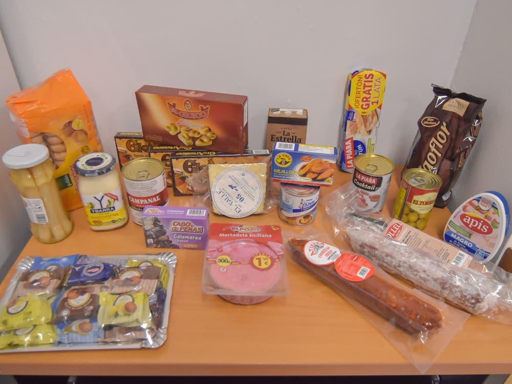 Torrejón de Ardoz entrega 500 cestas navideñas a las familias más necesitadas