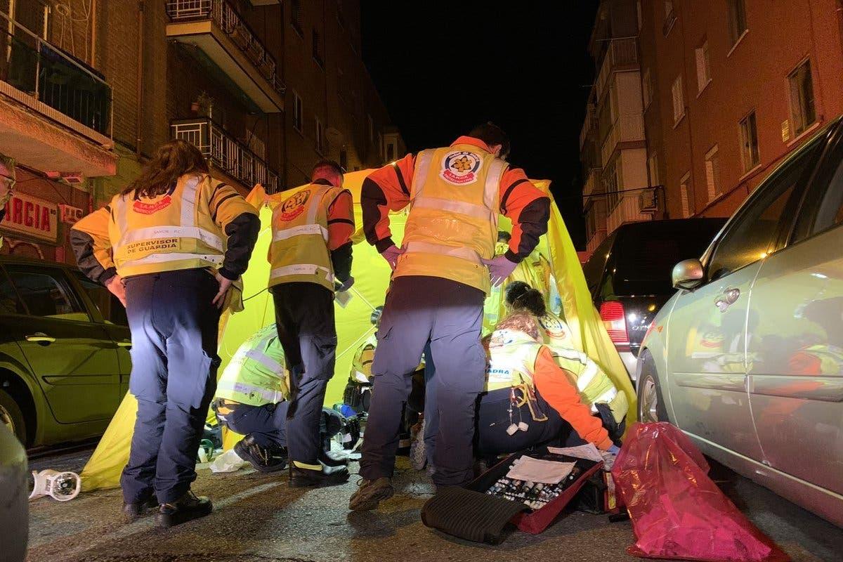 Muere apuñalado un joven de 23 años en Vallecas