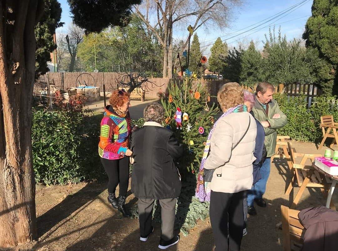 El Jardín de los Sentidos de Coslada, único en el Corredor del Henares