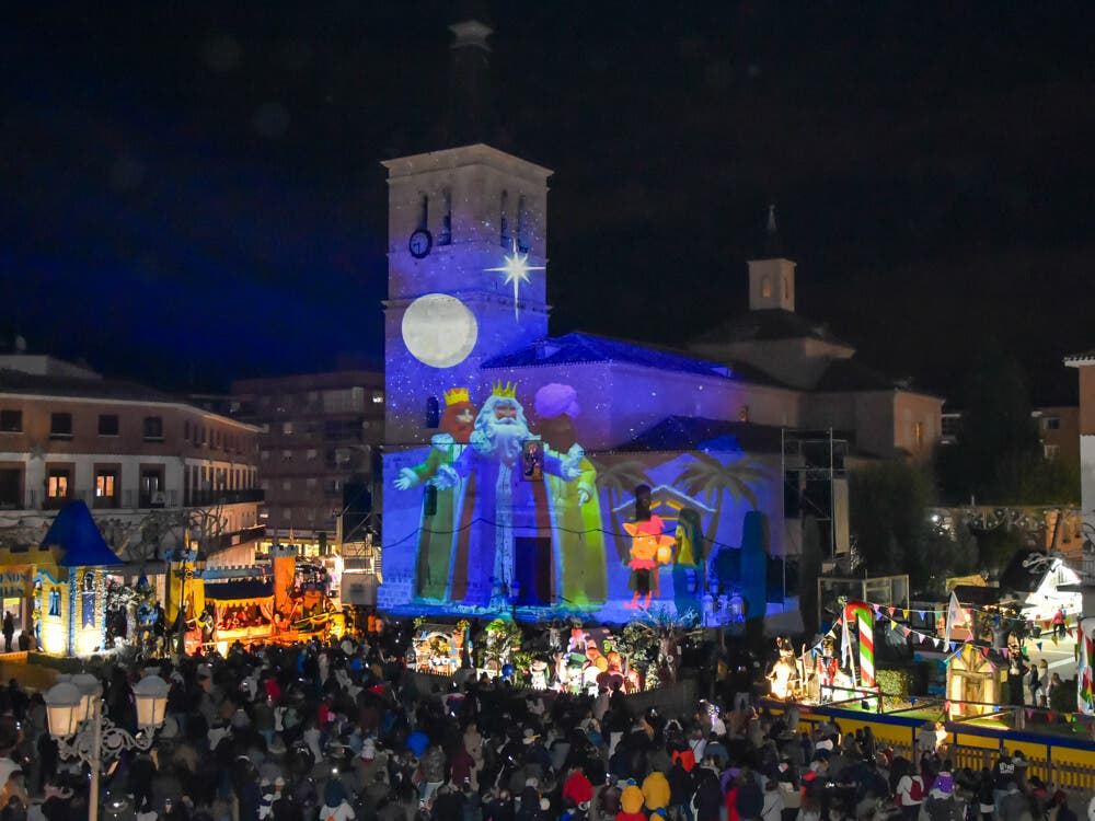 Doce empresas aportan 635.000 euros a las Mágicas Navidades de Torrejón