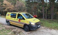 Muere una mujer y otra resulta herida tras ser arrolladas por un Cercanías en Cercedilla