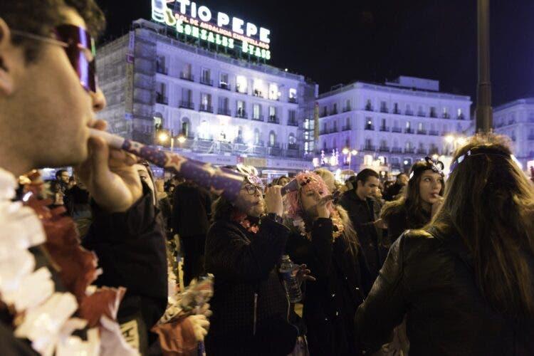 Importante si vas a tomar las uvas en la Puerta del Sol
