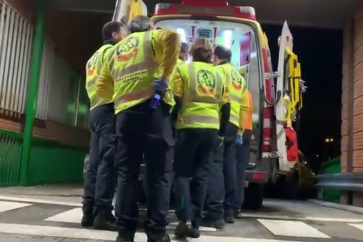 Apuñalado un hombre de 44 años en Ciudad Lineal