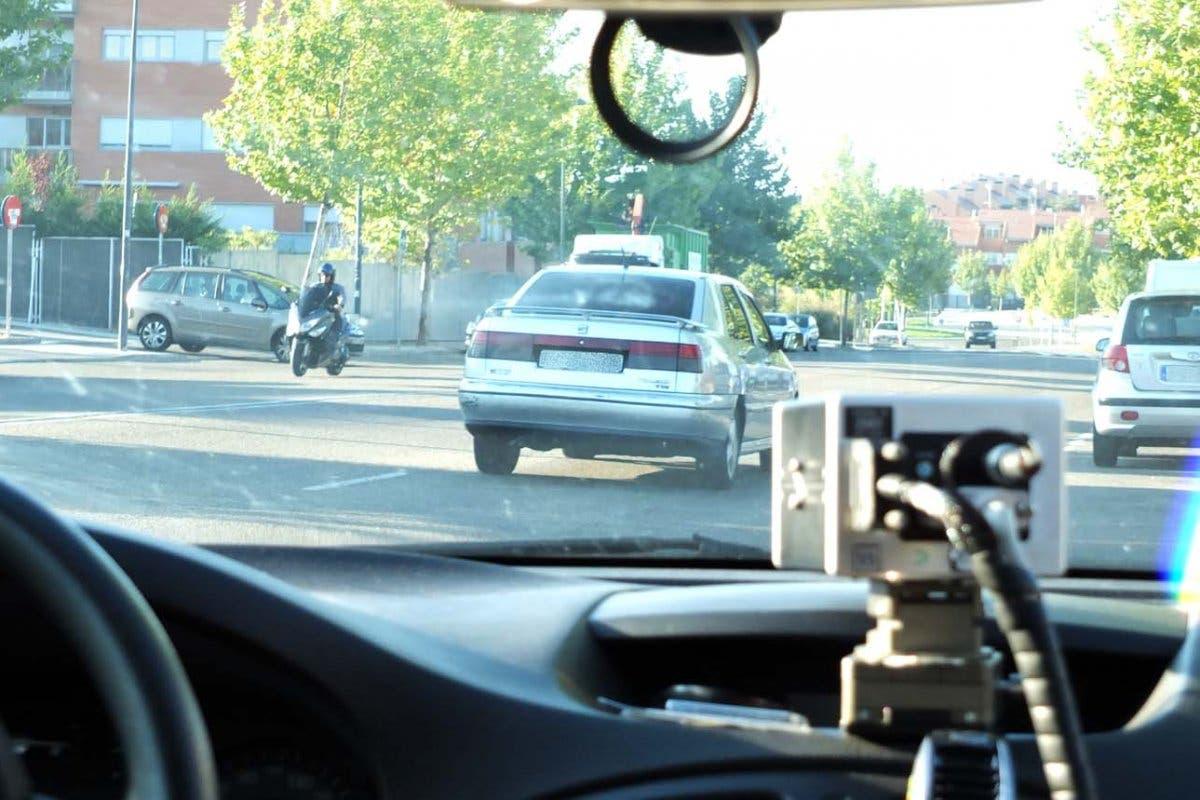La Policía de Paracuellos realizará controles de velocidad el 12 de diciembre