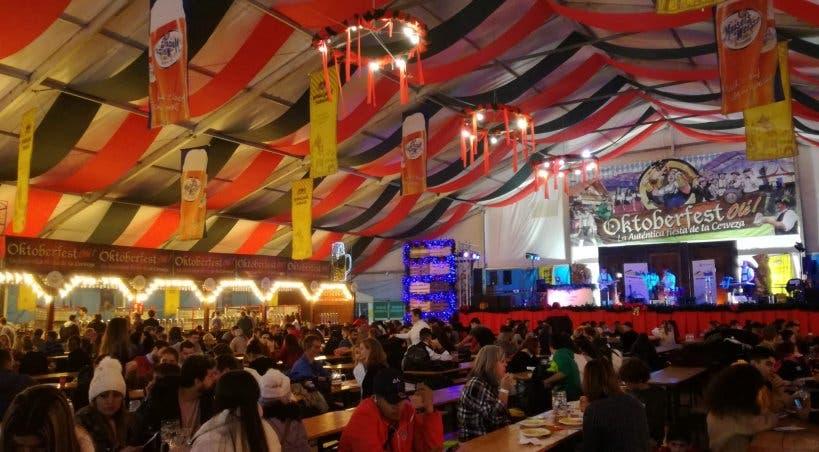 Bavarian Christmas, el acogedor espacio de las Navidades de Torrejón de Ardoz