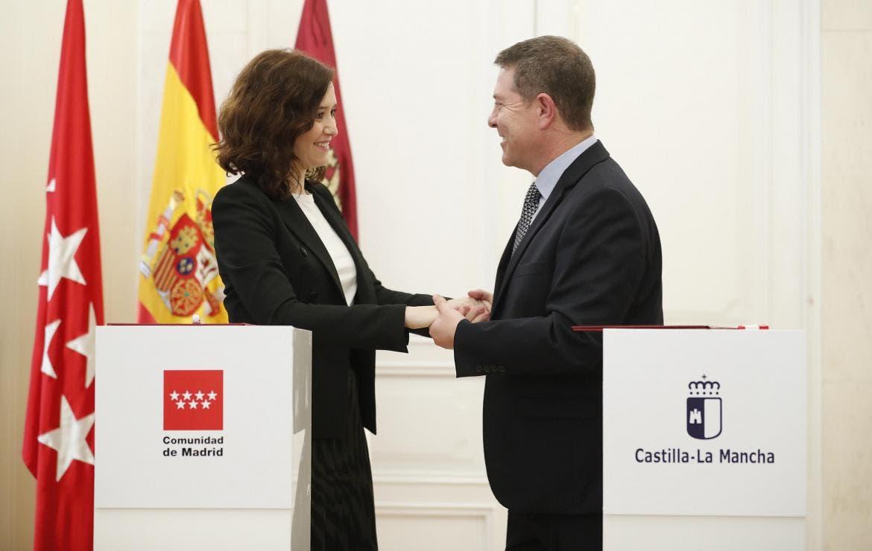 Madrid y Castilla-La Mancha renuevan el convenio del abono transporte