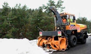 Madrid se prepara para hacer frente a posibles nevadas
