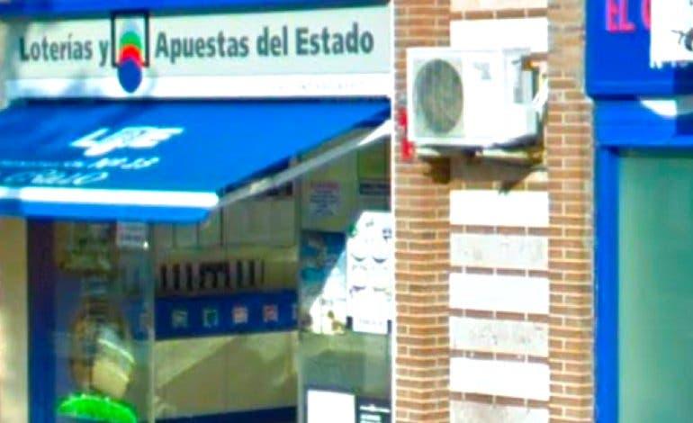 Un cuarto y dos quintos premios del Sorteo de Navidad vendidos en Torrejón de Ardoz