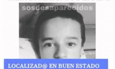 Localizado el niño de 12 años desaparecido en San Fernando de Henares
