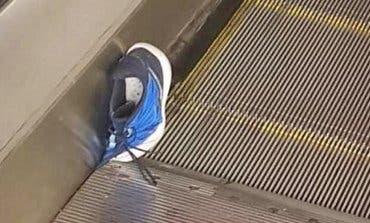 Metro alerta del peligro de las escaleras mecánicas: «Ha vuelto a suceder»
