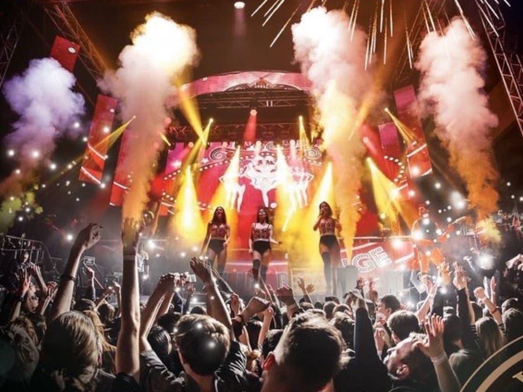 Gran fiesta de Nochevieja en Azuqueca con orquesta y entrada gratuita
