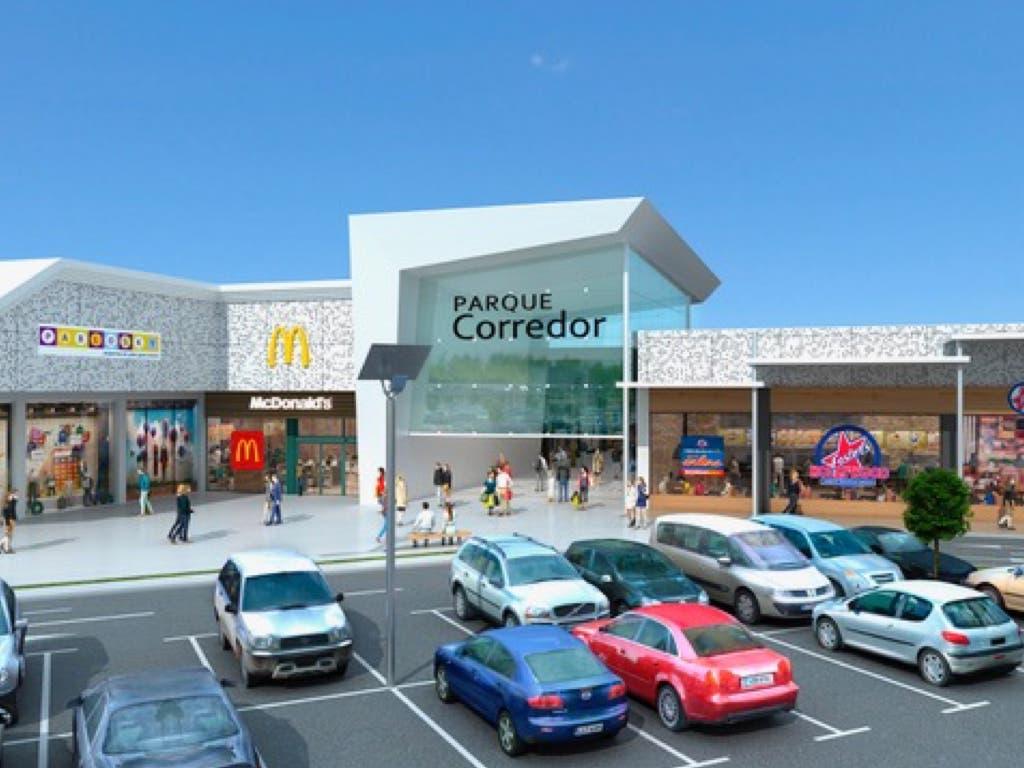 El centro comercial Parque Corredor de Torrejón de Ardoz tendrá nuevos cines