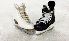Este lunes abre la pista de patinaje sobre hielo gratuita de Vicálvaro