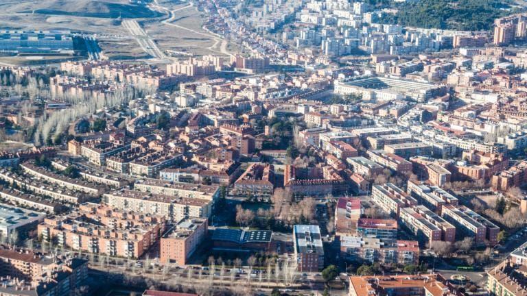 La Comunidad destina 1,2 millones para reparar viviendas afectadas por el Metro en San Fernando de Henares