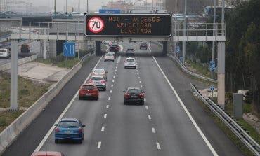 Madrid mantiene activado para el viernes el protocolo de contaminación