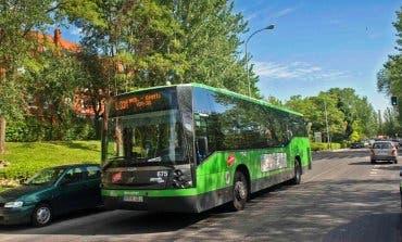 Cambios en los autobuses de Rivas desde este lunes