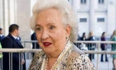 Muere en Madrid Pilar de Borbón, hermana del rey Juan Carlos