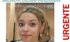 Buscan a una menor de 15 años desaparecida en Getafe